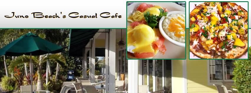 Hurricane Cafe Juno Beach Breakfast Menu