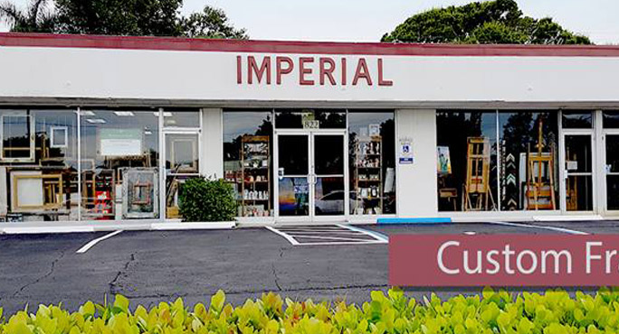 Imperial Frame Gallery - North Palm Beach Webpagedepot