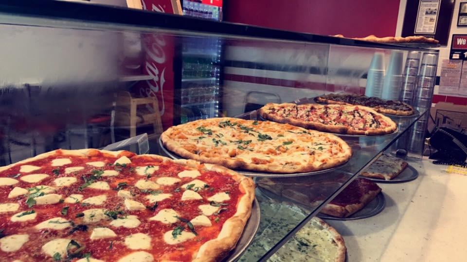 Jimmy Brooklyn's Pizzas Parlor - Wellington Documentation