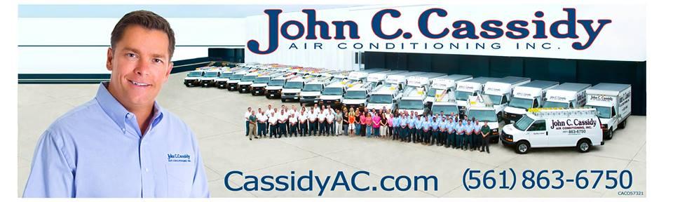 John C Cassidy Air Conditioning - Riviera Beach Conditioning