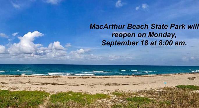 John D. MacArthur Beach State Park - North Palm Beach Comfortable