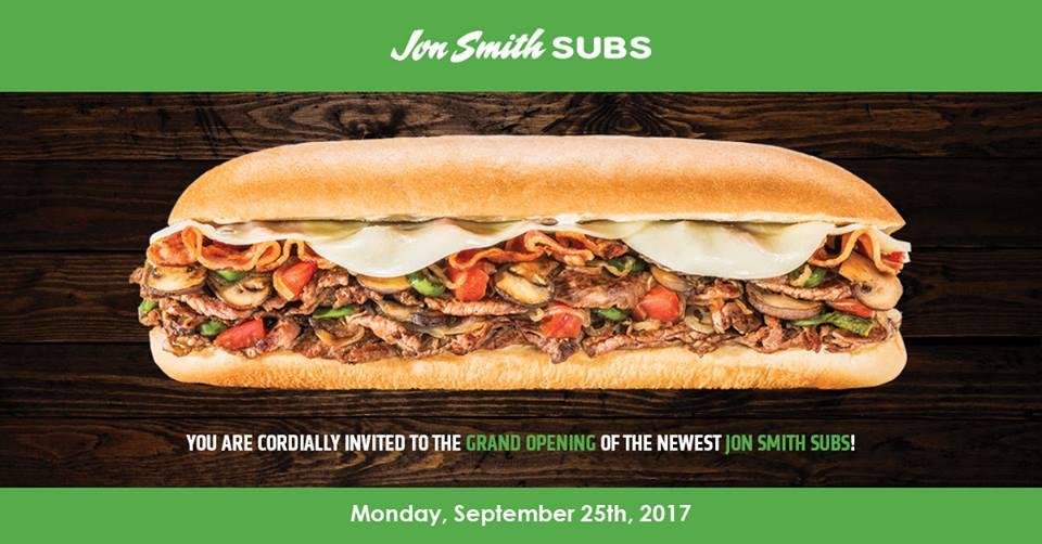 Jon Smith Subs - Jupiter Reservations