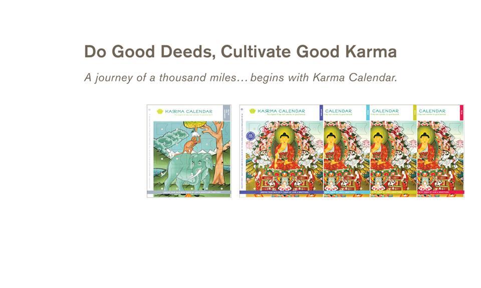 Karma Calendar & The Good Karma Sangha - Jupiter Webpagedepot