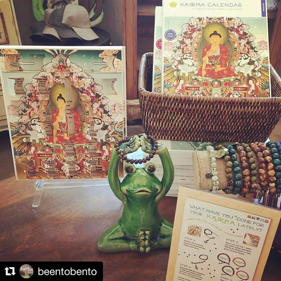 Karma Calendar & The Good Karma Sangha - Jupiter Contemporary