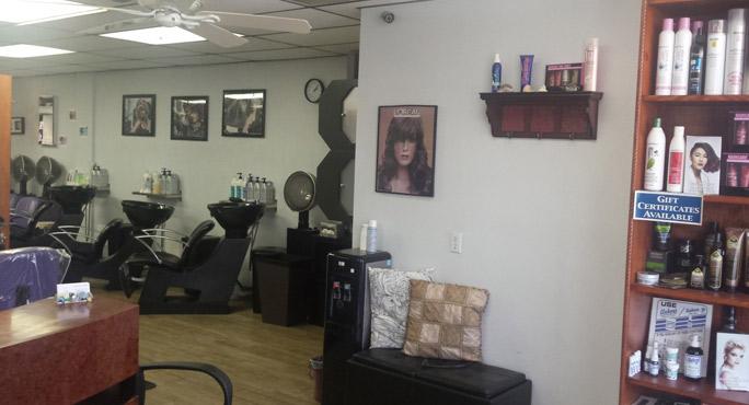Manely Hair Salon & Spa - North Palm Beach Establishment