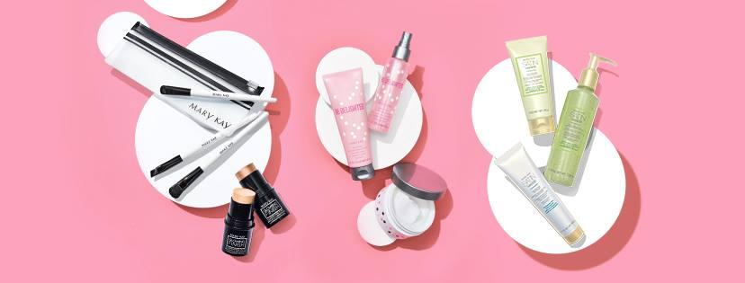 Mary Kay Cosmetics Thumbnails