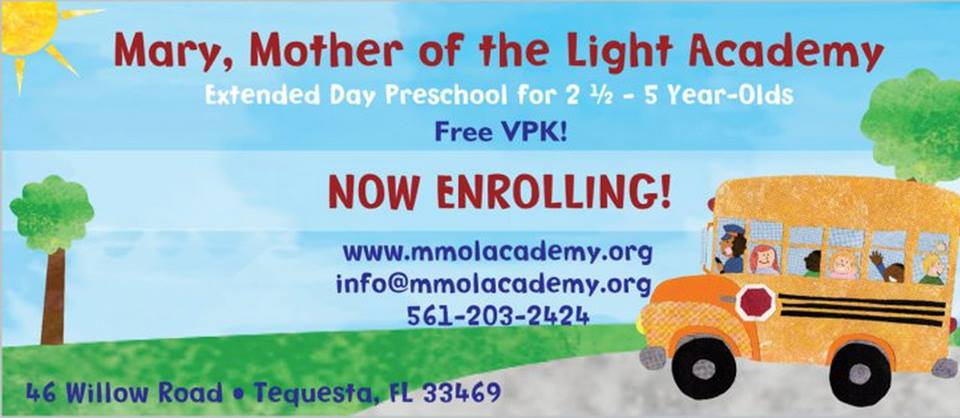 Mary Mother of the Light Academy - Tequesta Affordability