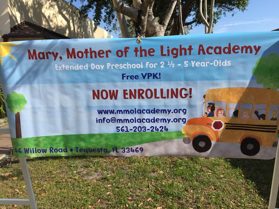 Mary Mother of the Light Academy - Tequesta Information