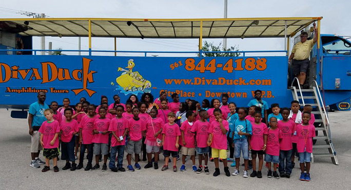 Max M. Fisher Boys & Girls Club - Riviera Beach Informative