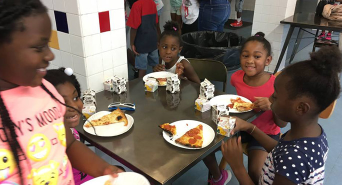 Max M. Fisher Boys & Girls Club - Riviera Beach Wheelchairs