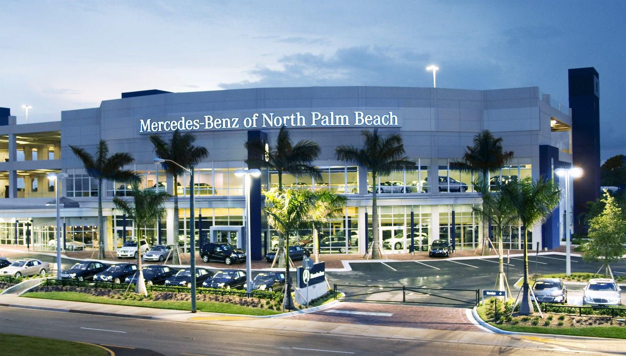 Mercedes-Benz of North Palm Beach Establishment