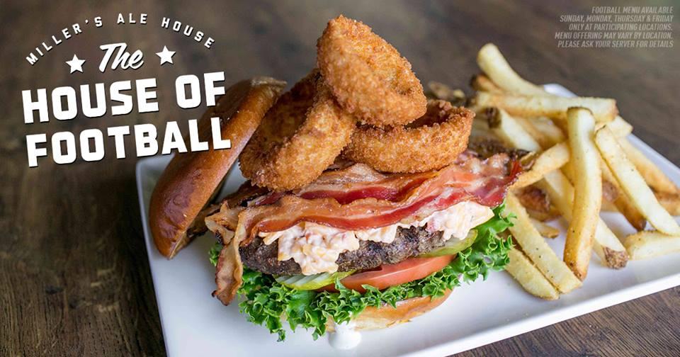 Miller's Ale House - Jupiter sandwich