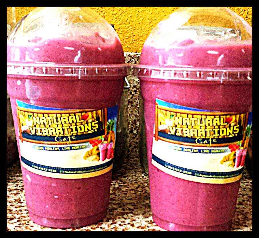 Natural Vibrations Smoothie Cafe - Riviera Beach Webpagedepot