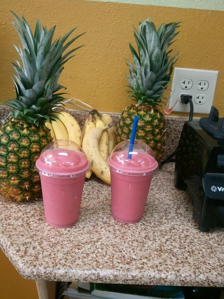 Natural Vibrations Smoothie Cafe - Riviera Beach Reservation