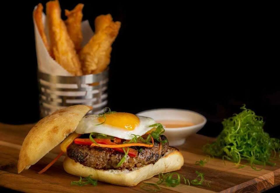 Nitrogen Bar, Grill, and Sushi steak