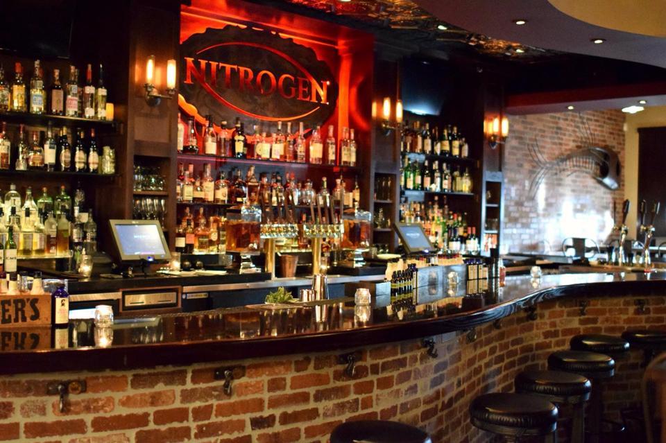 Nitrogen Bar, Grill, and Sushi ribs