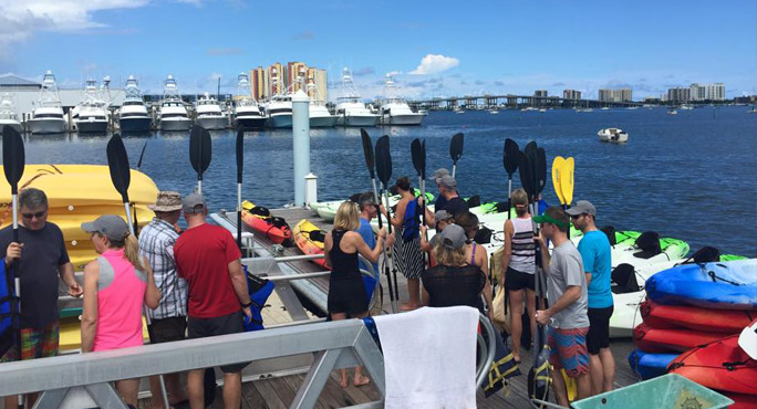 Paddle Boarding Palm Beach - Riviera Beach Appointments