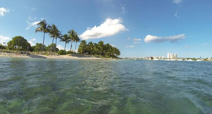 Paddle Boarding Palm Beach - Riviera Beach Fantastic!