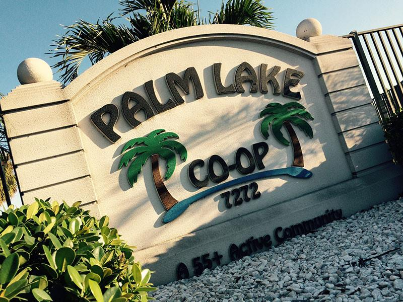 Palm Lake Co-op Information