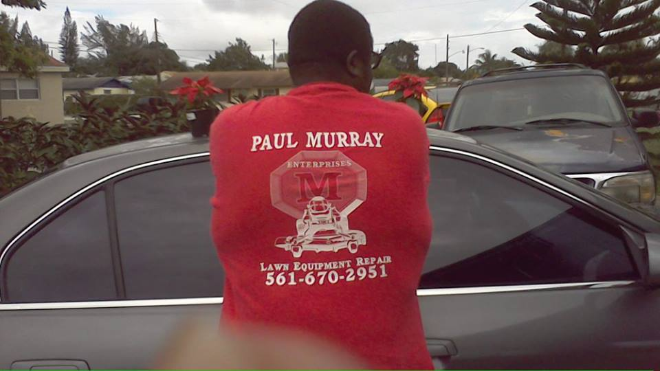 Paul Lawn Equipment Repairs - Riviera Beach Appointments