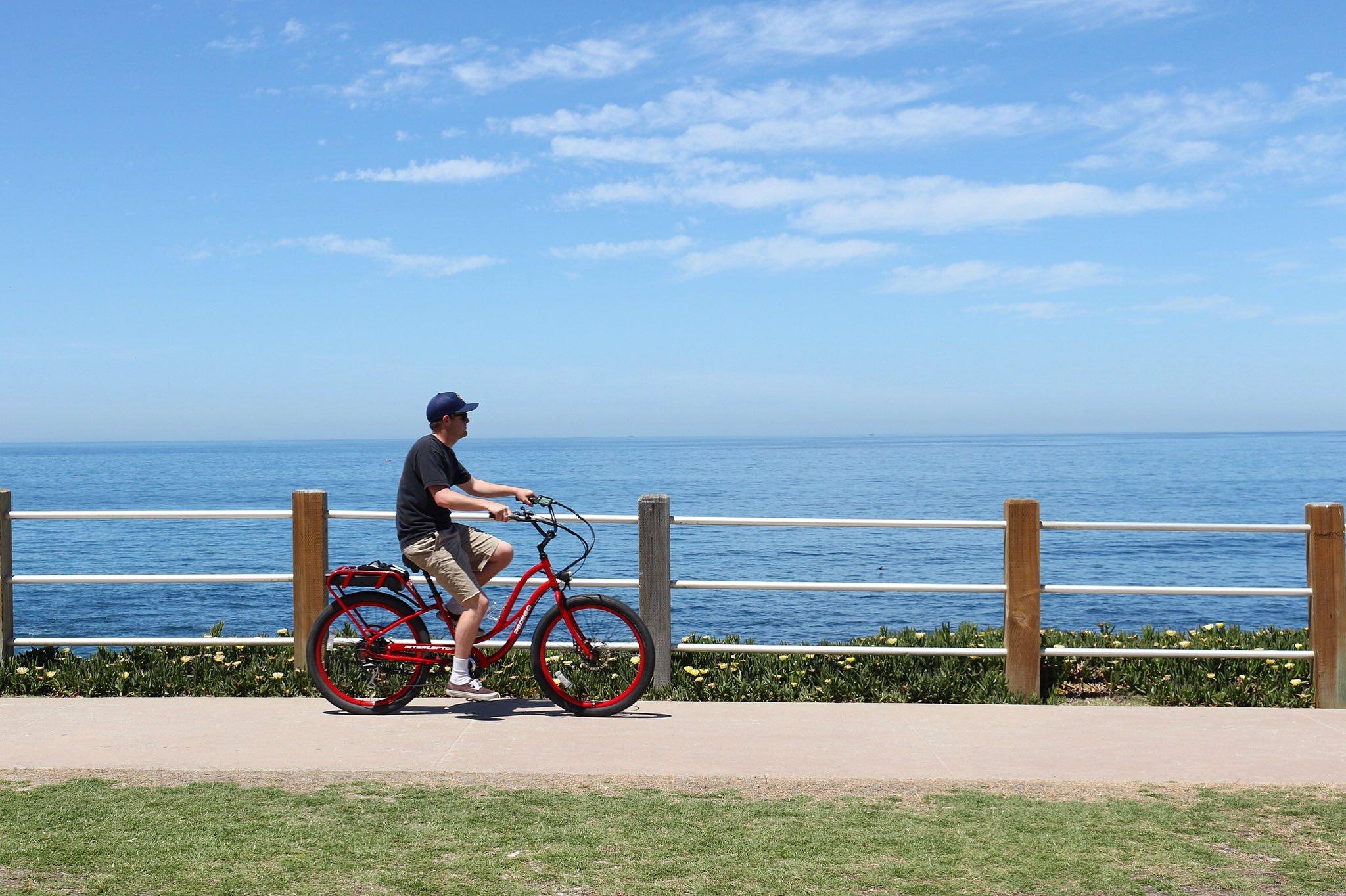 Pedego Electric Bikes - Juno Beach Surroundings