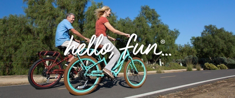 Pedego Electric Bikes - Juno Beach Convenience