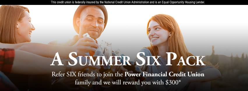 Power Financial Credit Union - Juno Beach Informative