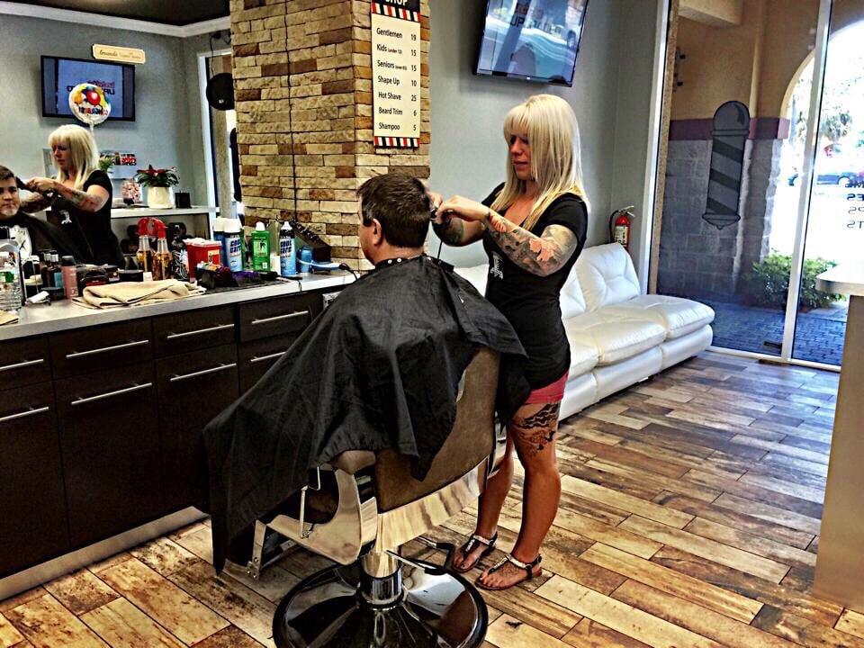 PRIMO'S Barbershop trim