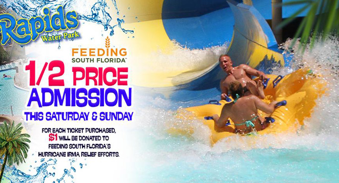 Rapids Water Park-Riviera Beach Accessibility