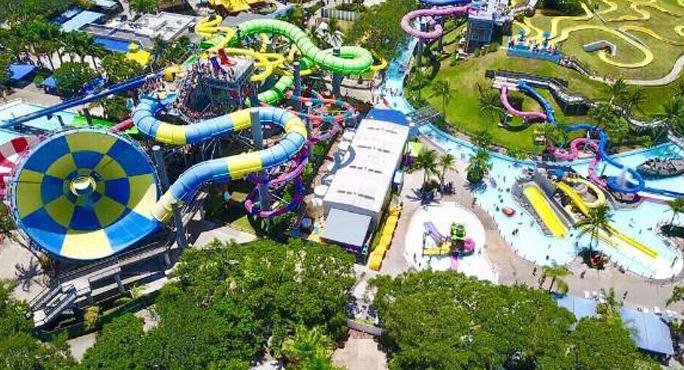 Rapids Water Park-Riviera Beach Informative