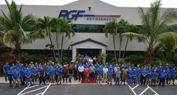 RGF Environmental Group Manufacturer