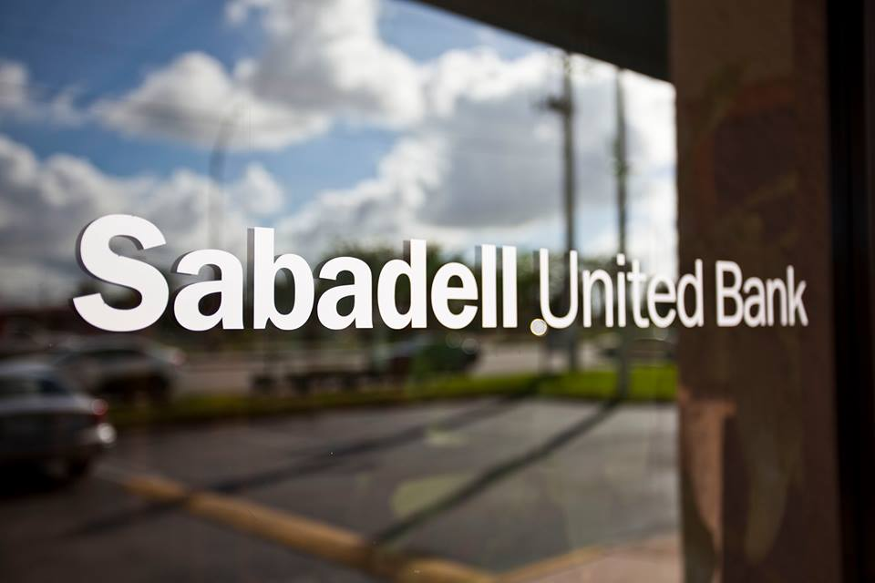 Sabadell United Bank checking accts