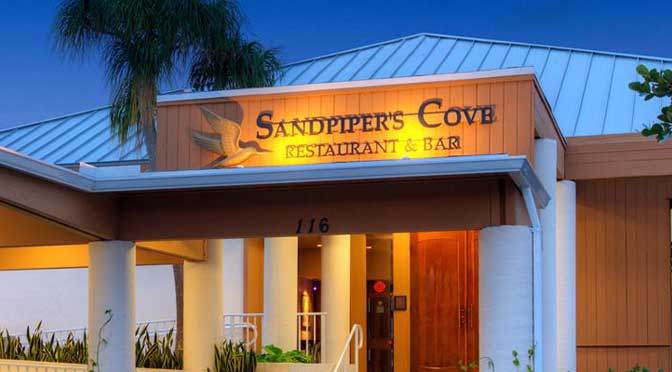 Sandpiper's Cove Restaurant and Bar Webpagedepot