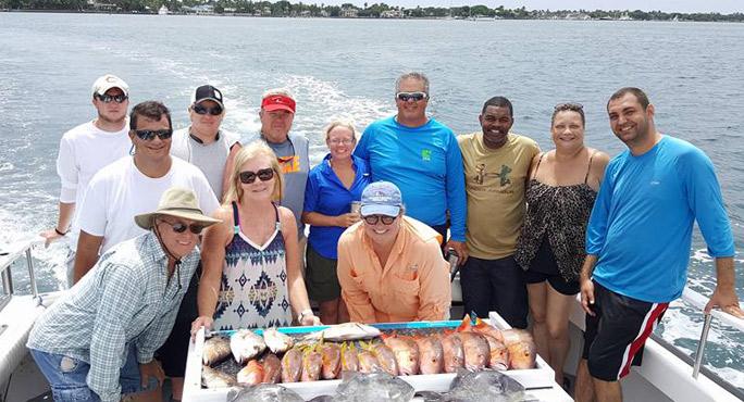 Sea Horse Fishing Charter Adventures Webpagedepot