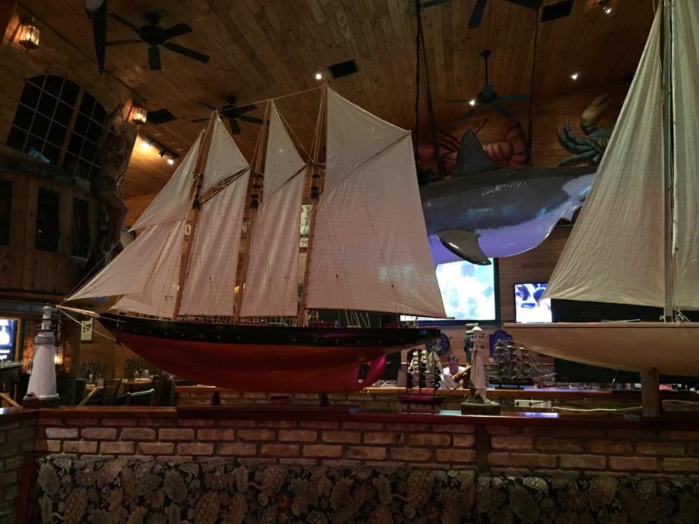 Shipwreck Bar & Grille - Chester Establishment