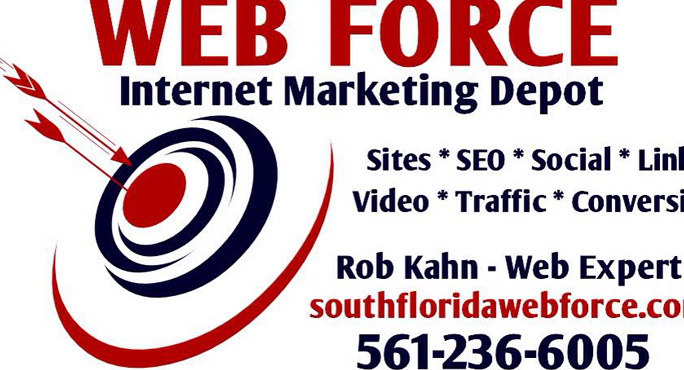 South Florida Web Force - North Palm Beach Documentation