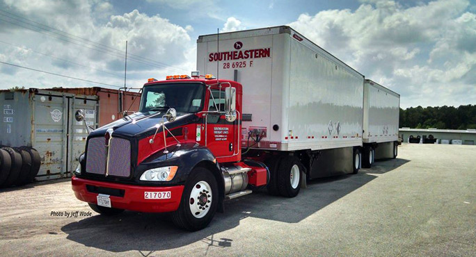Southeastern Freight Lines Professionally