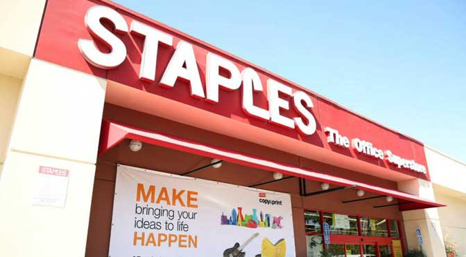 Staples Questions