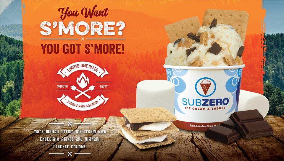 Sub Zero Ice Cream - Parkland Webpagedepot