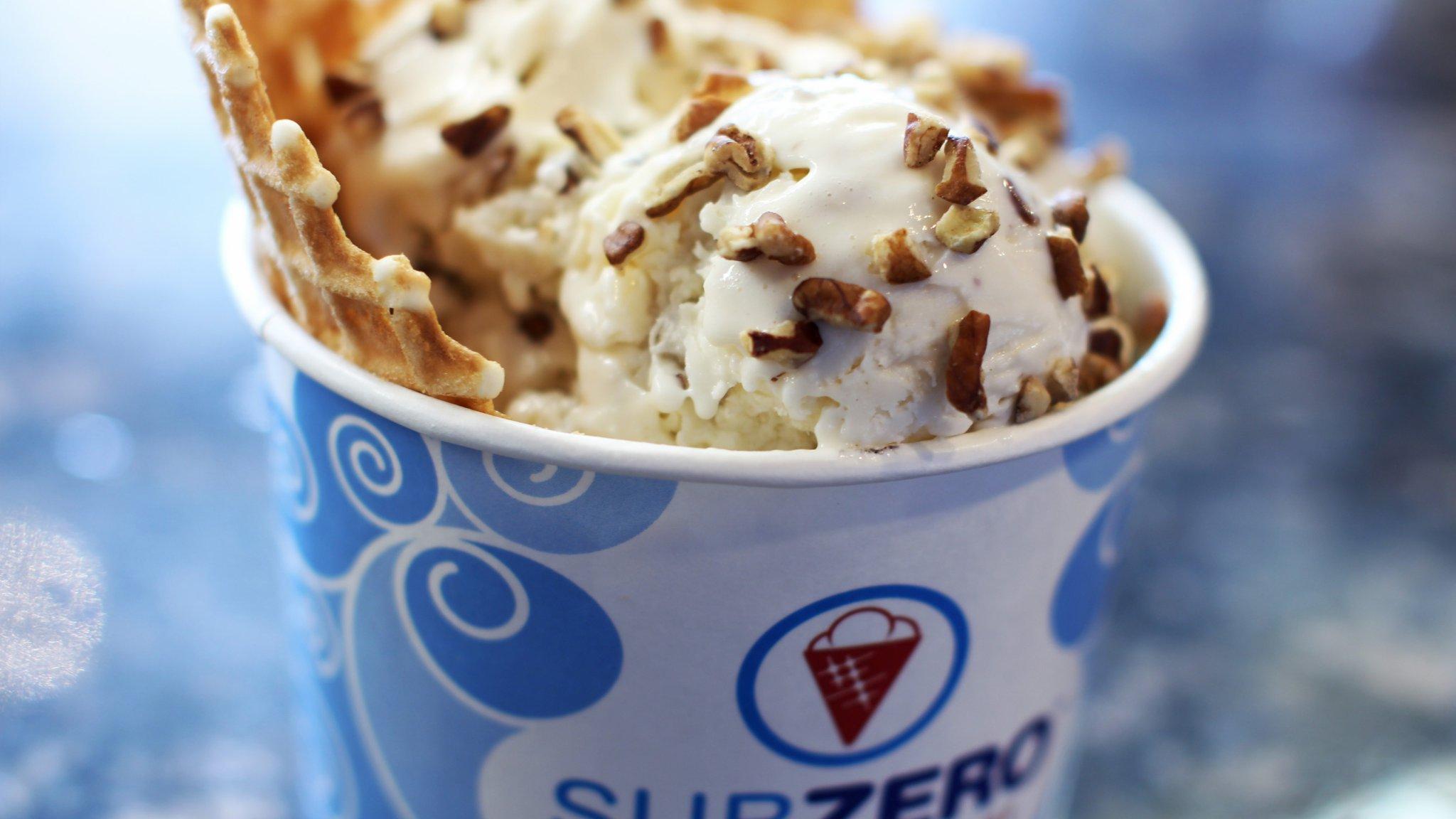 Sub Zero Ice Cream - Parkland Surroundings
