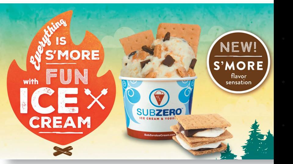 Sub Zero Ice Cream - Parkland Informative