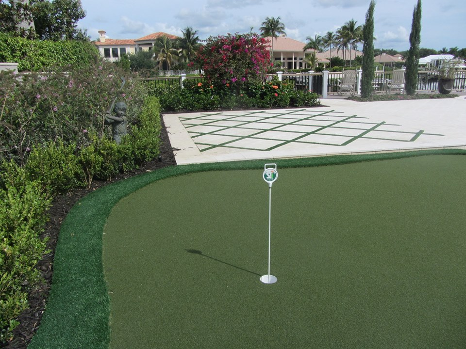 Synthetic Turf International Florida Environment