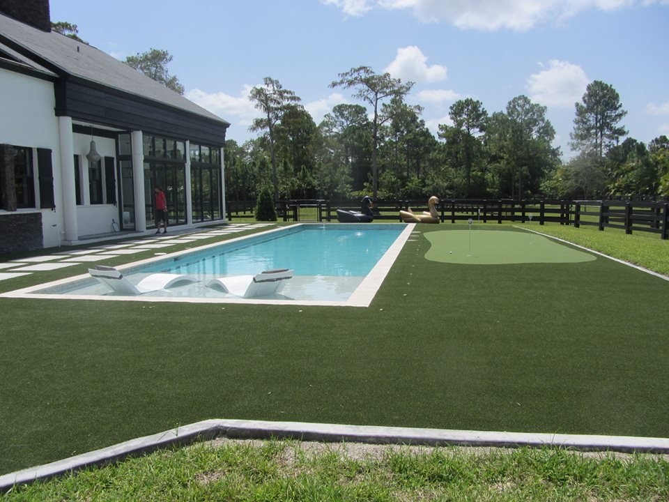 Synthetic Turf International Florida Information