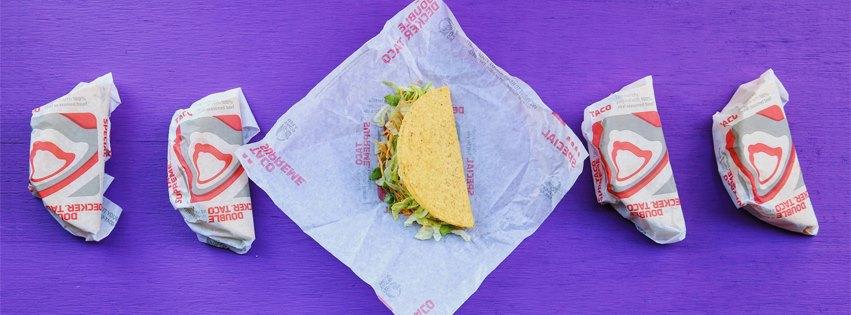 Taco Bell Jupiter great variety of fast foods