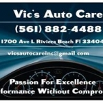 Vic's Auto Care - Riviera Beach, Vic's Auto Care - Riviera Beach, Vics Auto Care - Riviera Beach, 1700 Avenue L, Riviera Beach, Florida, Palm Beach County, auto repair, Service - Auto repair, Auto, Repair, Brakes, Oil change, , /au/s/Auto, Services, grooming, stylist, plumb, electric, clean, groom, bath, sew, decorate, driver, uber