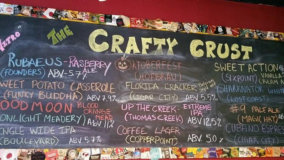The Crafty Crust - Tequesta Information