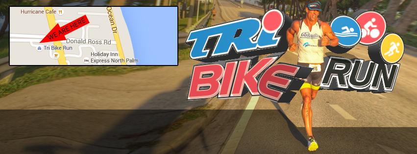 Tri Bike Run Bike