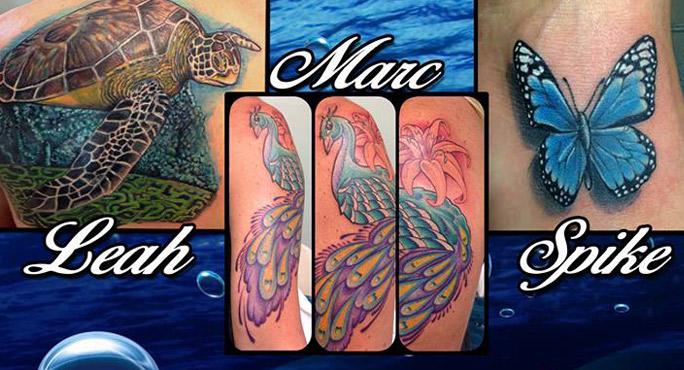 Triton Tattoo & Body Piercing North Palm Beach Appointments