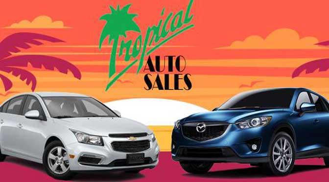 Tropical Auto Sales - North Palm Beach Automobiles