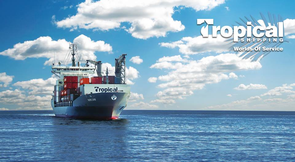 Tropical Shipping Webpagedepot